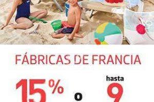 Fábricas de Francia 15% en monedero en ropa y accesorios