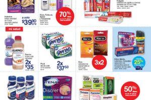 Farmacias Benavides promociones de fin de semana del 24 al 27 de marzo
