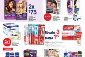 Farmacias Benavides promociones de fin de semana del 3 al 6 de Marzo