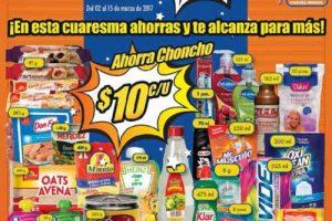 Folleto de ofertas y promociones Chedraui del 2 al 15 de Marzo 2017