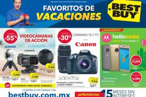 Folleto de ofertas Best Buy del 23 de Marzo al 5 de Abril 2017