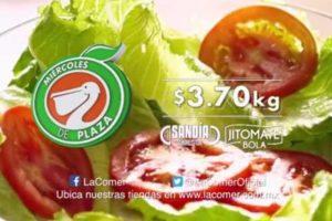 Frutas y Verduras Miércoles de Plaza La Comer y Fresko 1 de Marzo