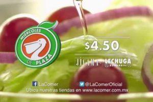 Frutas y Verduras Miércoles de Plaza La Comer 8 de Marzo