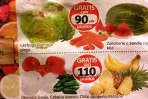 Frutas y Verduras Soriana 14 y 15 de Marzo de 2017