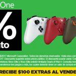 Gamers 25% de descuento en controles Xbox One al 2 de abril 2017