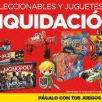 Gamers liquidación en juguetes y coleccionables de videojuegos