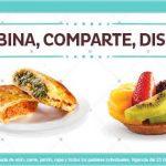 El Globo 3×2 en pasteles individuales y empanadas