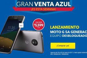 Gran Venta Azul Best Buy del 16 al 22 de marzo de 2017