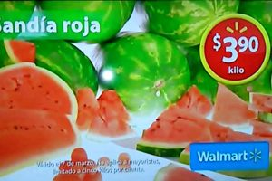 Martes de Frescura Walmart 7 de Marzo de 2017