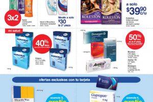 Farmacias Benavides Promociones de Fin de Semana del 10 al 13 de Marzo
