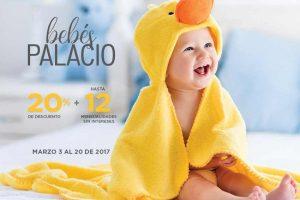 Quincena del Bebé Palacio de Hierro del 3 al 20 de marzo de 2017