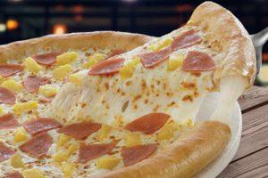 Pizza Hut: Hut Cheese por $149 Martes y Jueves al 31 de Mayo