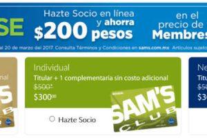 Open House Sams Club Compra sin membresía Marzo 2017