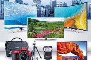 Sanborns hasta 50% de descuento y 18 msi en Samsung, LG y Nikon