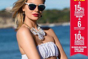 Sears 3×2 en ropa de playa del 15 al 31 de Marzo