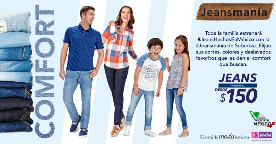 7efdf024e04ea ... Suburbia Jeansmanía ofertas de Jeans desde  150