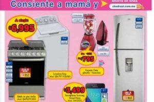 Chedraui Catalogo de Promociones Consiente a Mamá al 10 de mayo