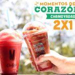 Cielito Querido Café 2x1 en chamoyadas del 27 de abril al 1 de mayo