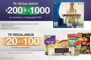Comercial Mexicana ofertas de fin de semana del 28 de abril al 1 de mayo