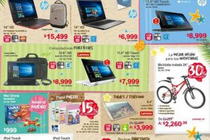Folleto Office Depot Ofertas y Promociones Abril 2017