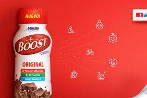 Promoción Farmacias Benavides Boost GRATIS con Facebook Nestlé