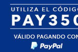 Soriana te regala $350 de descuento pagando con PayPal
