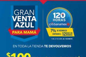 Venta Azul Best Buy para Mama del 27 de abril al 3 de mayo