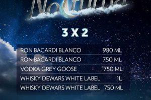 Venta Nocturna Vinoteca México 26 de abril de 2017