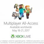 Xbox Live Gold GRATIS y Minecraft Xbox One Edition Limited