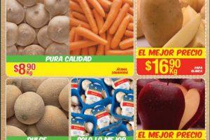 Bodega Aurrera Frutas y Verduras Tiánguis de Mamá Lucha al 4 de Mayo