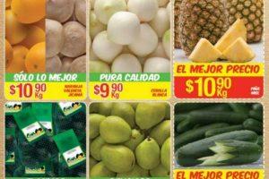 Bodega Aurrera frutas y verduras del 19 al 25 de mayo