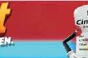 Cinemex 2×1 en Tickets de Boleto en Taquilla al 21 de mayo