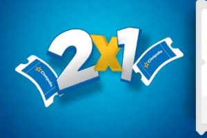 Cinepolis 2x1 en taquillas para todos los formatos