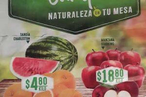 Comercial Mexicana frutas y verduras del campo 2 y 3 de mayo 2017
