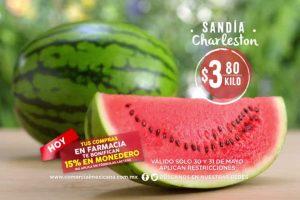 Comercial Mexicana frutas y verduras del campo 30 y 31 de mayo 2017