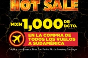 Ofertas de Hot Sale 2017 en Despegar.com
