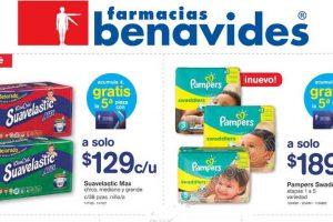Farmacias Benavides promociones de fin de semana del 12 al 15 de mayo