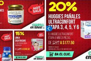 Ofertas de Hot Sale 2017 en Farmacias San Pablo