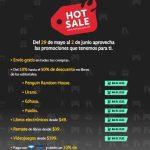Ofertas de Hot Sale 2017 en Librerías Gandhi