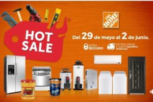 Ofertas de Hot Sale 2017 en Home Depot
