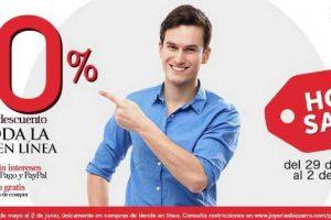 Ofertas de Hot Sale 2017 en Joyerías Bizarro