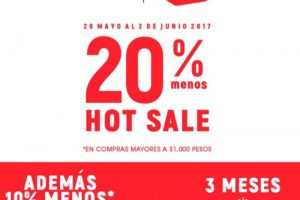 Ofertas de Hot Sale 2017 en Lob