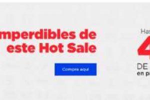 Ofertas de Hot Sale 2017 en Martí