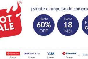 Ofertas de Hot Sale 2017 en Mercado Libre