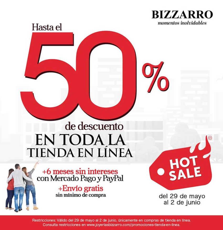 994651cf999a Ofertas de Hot Sale 2017 en Joyerías Bizzarro - Promociones Descuentos