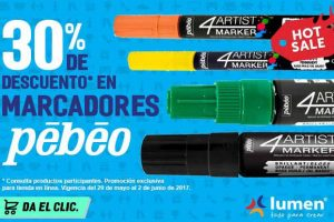 Ofertas de Hot Sale 2017 en Lumen
