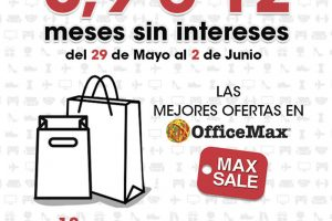 Ofertas de Hot Sale 2017 en Office Max