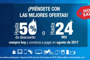 Ofertas de Hot Sale 2017 en Telmex