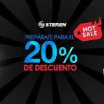 Ofertas de Hot Sale 2017 en Steren