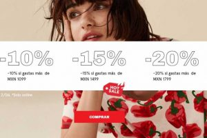 Ofertas de Hot Sale 2017 en Pull & Bear